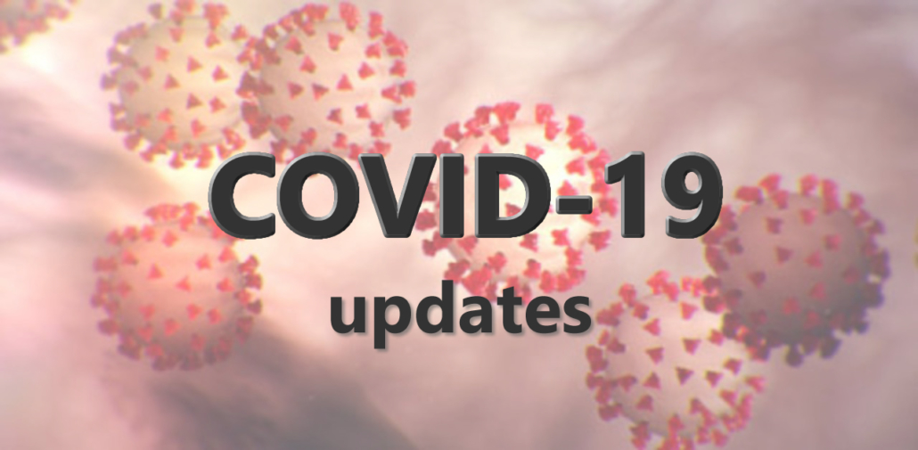 COVID-19 Update Page